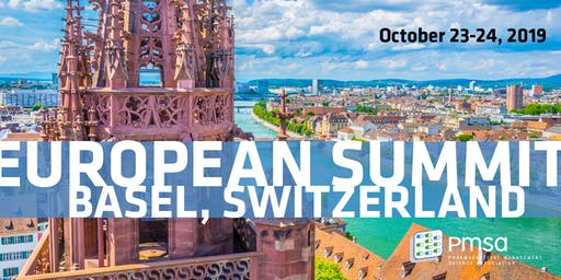 PMSA 2019 European Summit