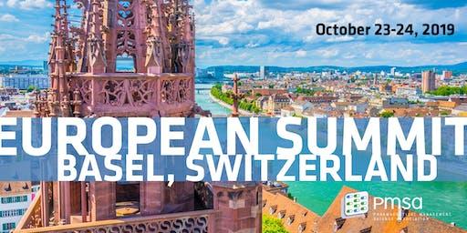 PMSA 2019 European Summit