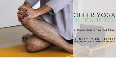 Queer Yoga | Deep Stretch tickets