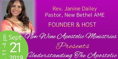 Understanding the Apostolic  tickets