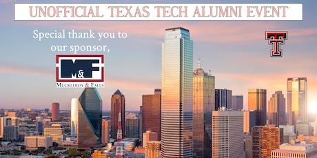 Unofficial Texas Tech Alumni CRE/AEC Happy Hour tickets