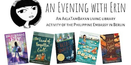 An Evening with Erin Entrada Kelly tickets
