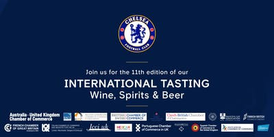 11th Annual Council of Foreign Chambers International Tasting: Wine, Spirits & Beer