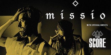 Missio tickets
