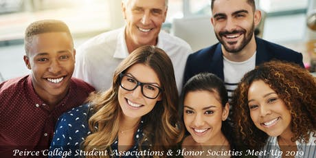 Fall Student Associations & Honor Societies Meet-Up 2019 tickets