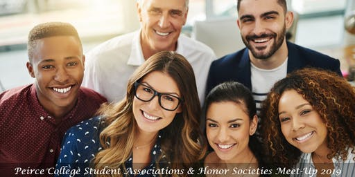 Fall Student Associations & Honor Societies Meet-Up 2019