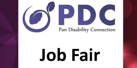 PDC Job Fair tickets