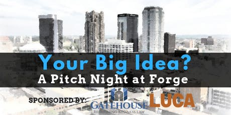 Your Big Idea tickets