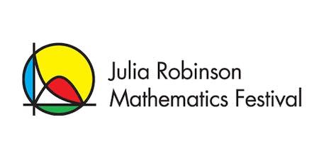 Julia Robinson Mathematics Festival 2019 tickets