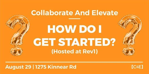 Collaborate and Elevate at Rev1 Ventures!