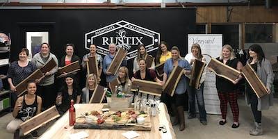 Wine & Dine Me – Charcuterie Board Workshop