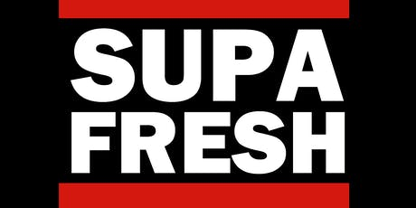 SupaFresh Pop up Dance Class tickets