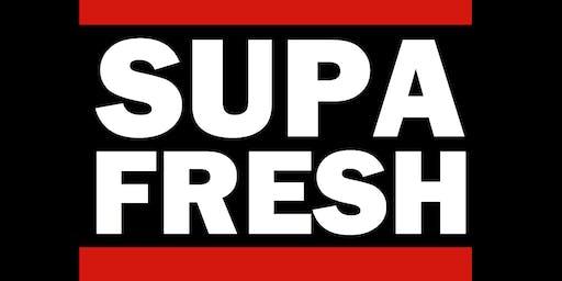 SupaFresh Pop up Dance Class