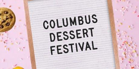 Columbus Dessert Festival tickets