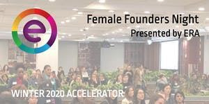 Female Founders Night with ERA