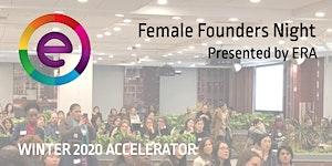 Female Founders Night with ERA