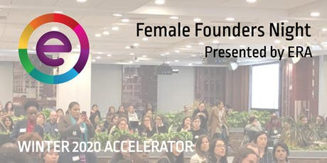 Female Founders Night with ERA tickets