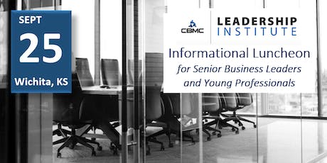 CBMC Wichita Leadership Institute Informational Luncheon tickets