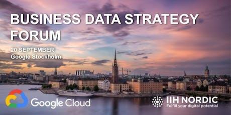 Business Data Strategy Forum tickets