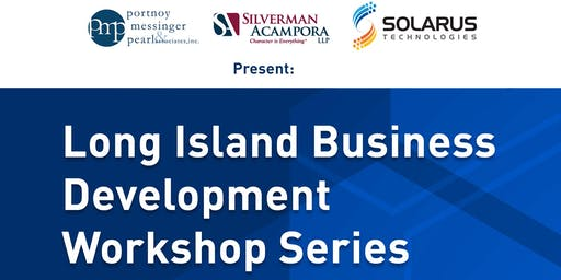 Long Island Business Development Workshop Series