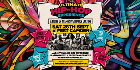 THE ULTIMATE HIP-HOP EXPERIENCE tickets