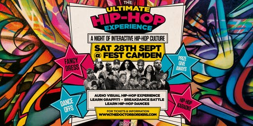 THE ULTIMATE HIP-HOP EXPERIENCE