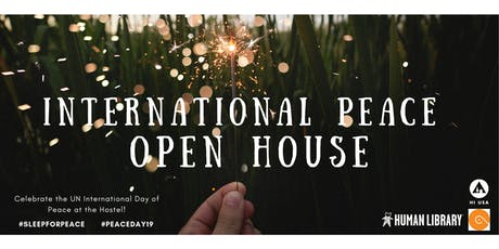 International Peace Open House tickets