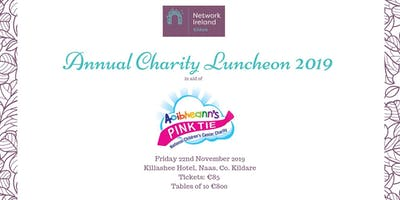 Network Ireland Kildare Annual Charity Lunch, 2019