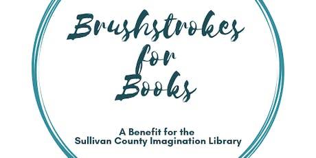 Brushstrokes for Books tickets