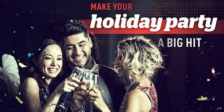 Topgolf Alexandria 2019 Holiday Party Showcase tickets