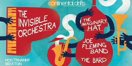 Continental Drifts: The Invisible Orchesta + More! tickets