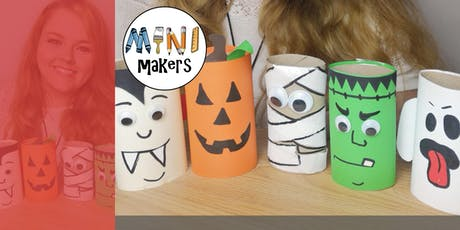 Cardiff Store - Make Your Own Halloween Decorations With 'Make it Soph' tickets