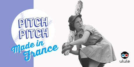 Pitch Pitch Made in France - Paris (2) billets