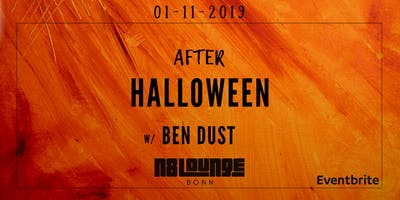 After Halloween w/ Ben Dust 3h Set