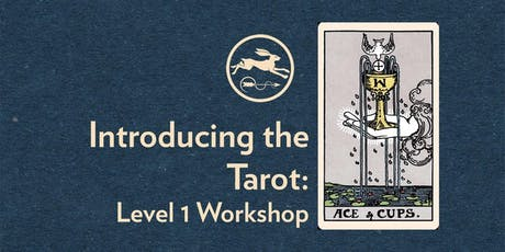 Introducing the Tarot Level 1 Workshop tickets
