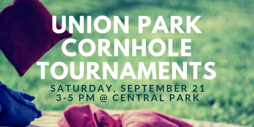 Men's Cornhole Tournament - TEAM SIGNUP