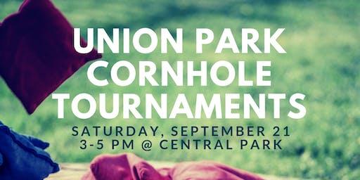 Men's Cornhole Tournament - INDIVIDUAL SIGNUP