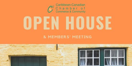 C5  Open House & Members' Meeting - Sept 15 tickets