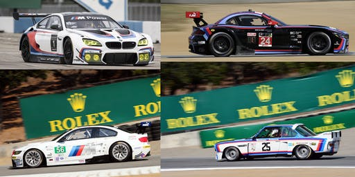 BMW NA & BMW CCA Foundation Oktoberfest Hot Laps at the BMW PC - Thursday