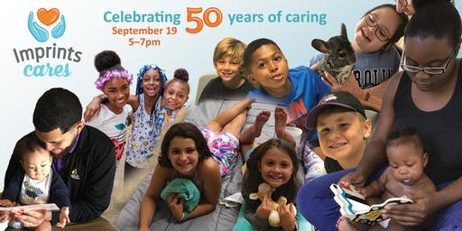 Imprints Cares 50th Anniversary Celebration