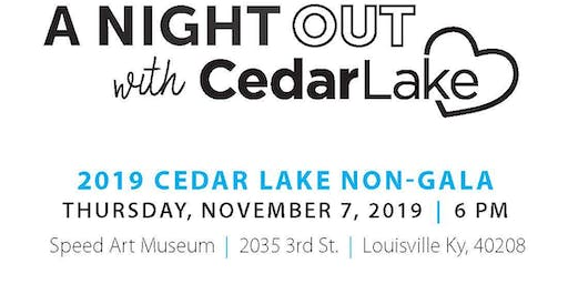 Night out with Cedar Lake | Cedar Lake Non-Gala