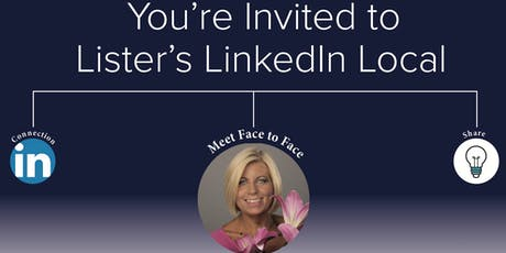 Listers LinkedIn Local tickets