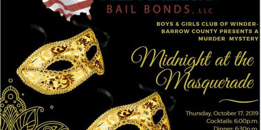 Murder Mystery 2019: Midnight at the Masquerade