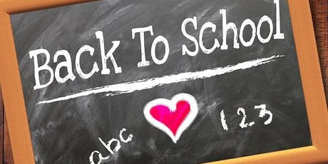 FREE Back To School Posture Check! tickets