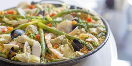 Cooking Class: Homemade Spanish Paella tickets