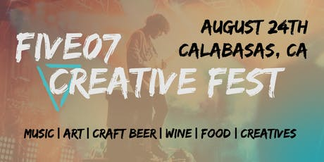 Five07 Creative Festival tickets