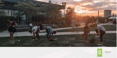 Rooftop Garden Yoga I by English Yoga Meetup I donation-base I bring a mat