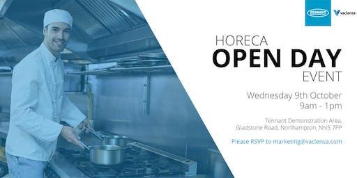 HORECA Cleaning Machines Open Day