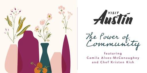 Visit Austin's Power of Community - Chicago