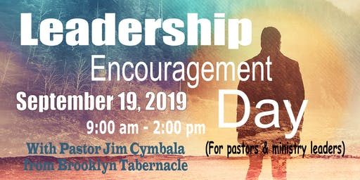 Leadership Encouragement Day